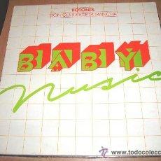 Discos de vinilo: BOTONES / DON QUIJOTE DE LA MANCHA 1979 !! PROMO BABY MUSIC !! IMPECABLE. Lote 268820664