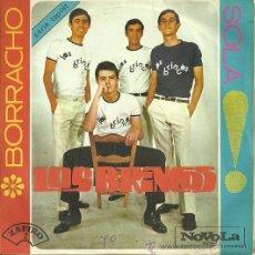 Discos de vinilo: LOS BRINCOS SINGLE SELLO ZAFIRO EDITADO EN ESPAÑA AÑO 1965. Lote 38984405