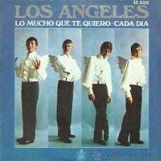 Discos de vinilo: LOS ANGELES SINGLE SELLO HISPAVOX EDITADO EN ESPAÑA AÑO 1969. Lote 38984430
