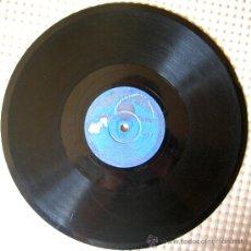 Discos de vinilo: DISCO 78 RPM PIZARRA - CADIZ (PASODOBLE DE CHUECA Y VALVERDE) - JESUS DEL GRAN PODER ( PASODOBLE).. Lote 38988788