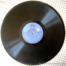 Discos de vinilo: DISCO 78 RPM PIZARRA - CELIA GAMEZ Y LOS BOLIVIOS - GUITARRA MIA - AYER SE LA LLEVARON (TANGOS). Lote 38988913