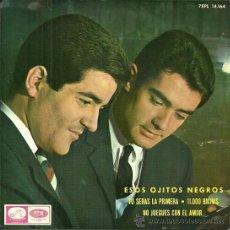 Discos de vinilo: DUO DINAMICO EP SELLO LA VOZ DE SU AMO AÑO 1965 EDITADO EN ESPAÑA. Lote 38993748