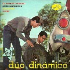 Discos de vinilo: DUO DINAMICO EP SELLO LA VOZ DE SU AMO AÑO 1963 EDITADO EN ESPAÑA. Lote 38993778