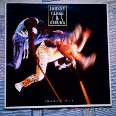 Discos de vinilo: VINILO JOHNNY CLEGG & SAVUKA: SHADOW MAN. Lote 39005095