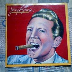 Discos de vinilo: VINILO JERRY LEE LEWIS; WHEN TWO WORLDS COLLIDE. Lote 125017214