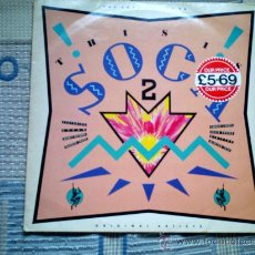 Discos de vinilo: VINILO THIS IS SOCA 2 (VARIOUS ARTISTS)(THE SOCA HITS OF 86). Lote 55555113