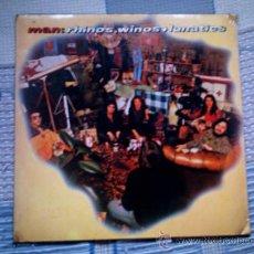Discos de vinilo: VINILO MAN: RHINOS, WINOS + LUNATICS. Lote 39006115