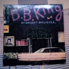 Discos de vinilo: VINILO B.B. KING: MIDNIGHT BELIEVER. Lote 39006432