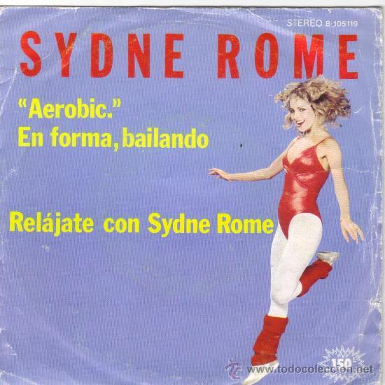 SYDNE ROME SINGLE SELLO ARIOLA AÑO 1983 EDITADOEN ESPAÑA, PROMOCIONAL. (Música - Discos - Singles Vinilo - Bandas Sonoras y Actores)