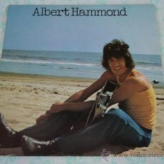 Discos de vinilo: ALBERT HAMMOND ( ALBERT HAMMOND ) 1974 - HOLANDA LP33 EPIC. Lote 39008390