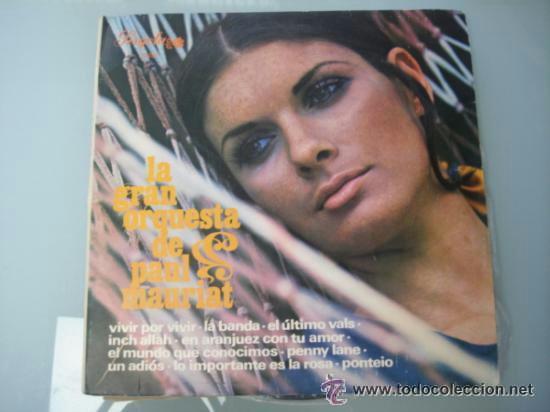 LA GRAN ORQUESTA DE PAUL MAURIAT 68 / RARO 10 (Música - Discos - LP Vinilo - Orquestas)