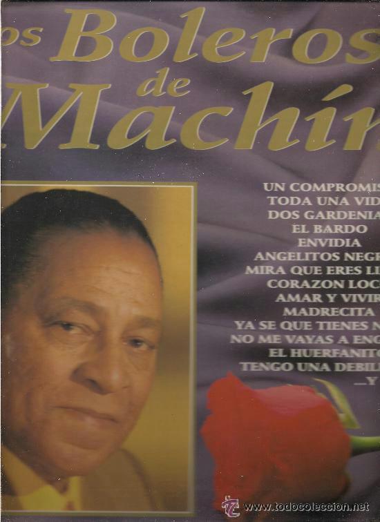 ANTONIO MACHIN, TRIPLE LP 1993 !! LOS BOLEROS DE MACHIN..42 TEMAS !! 3 LPS !!!!!!!!!! (Música - Discos - LP Vinilo - Grupos y Solistas de latinoamérica)