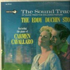 Discos de vinilo: BANDA SONORA DEL FIML THE EDDDY DUCHIN STORY LP SELLO DECCA EDITADO EN USA.. Lote 39011127