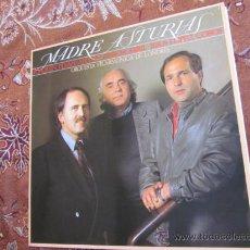 Discos de vinilo: LP DE VINILO DE MADRE ASTURIAS CON JOAQUIN PIXAN-ANTON GARCIA ABRIL-JESUS LOPEZ COBOS-ORIGINAL 84-. Lote 39013593