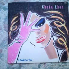 Discos de vinilo: VINILO CHAKA KHAN: I FEEL FOR YOU. Lote 39016899
