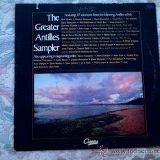 Discos de vinilo: VINILO THE GREATER ANTILLES SAMPLER. Lote 39017271