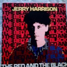 Discos de vinilo: VINILO JERRY HARRISON: THE RED AND THE BLACK. Lote 39017313
