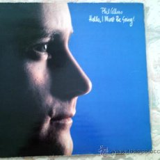 Discos de vinilo: VINILO PHILL COLLINS: HELLO, I MUST BE GOING!. Lote 39017824