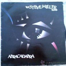 Discos de vinilo: VINILO THE STEVE MILLER BAND: ABRACADABRA. Lote 39017989