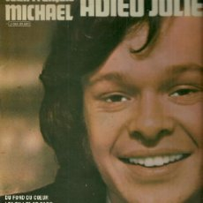 Discos de vinilo: JEAN FRANCOIS MICHAEL LP SELLO EMI-ODEON AÑO 1970 EDITADO EN ESPAÑA. Lote 39020237