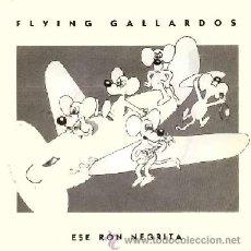 Discos de vinilo: FLYING GALLARDOS ··· ESE RON NEGRITA - (SINGLE 45 RPM) ··· NUEVO. Lote 39023288