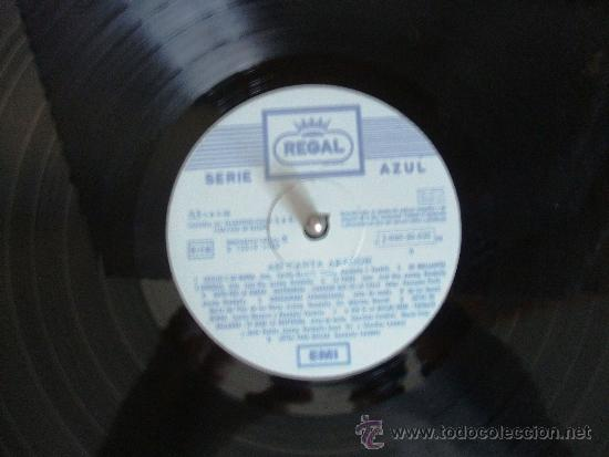 Discos de vinilo: ASI CANTA ARAGON [LP 33 rpm] ***SPAIN*** **1969** - Foto 2 - 39030428
