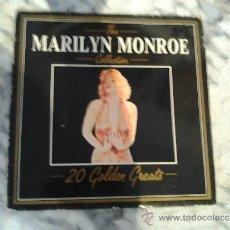 Discos de vinilo: DISCO VINILO MARILYN MONROE. Lote 39030951