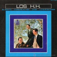 Discos de vinilo: LOS H.H., EP, EL SANTO (DE LA SERIE DE T.V.) + 3, AÑO 1.965. Lote 39033253