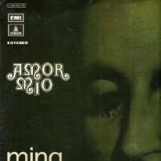 Discos de vinilo: MINA CANTA EN ESPAÑOL LP SELLO EMI-ODEON EDITADO EN ESPAÑA AÑO 1972. Lote 39033881