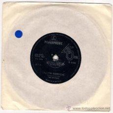 Discos de vinilo: THE BEATLES - YELLOW SUBMARINE / ELEANOR RIGBY - EDICIÓN INGLESA 1966. Lote 39033941