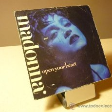 Vinyl records - MADONNA OPEN YOUR HEART - 39038749