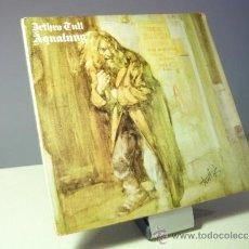 Discos de vinilo: JETHRO TULL AQUALUNG LP. Lote 51596559