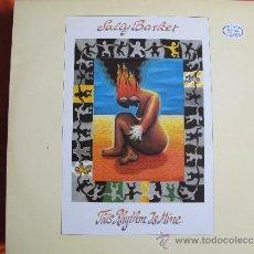 Discos de vinilo: LP - SALLY BARKER - THIS RHYTHM IS MINE (FRANCE, HANNIBAL RECORDS 1990). Lote 39058313