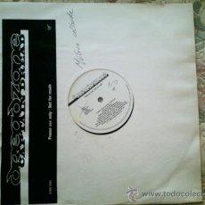 Discos de vinilo: VINILO DREADZONE: CAPTAIN DREAD (MAXI SINGLE 45 R.P.M.)(SIN FUNDA). Lote 39060244