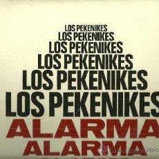 Discos de vinilo: LOS PEKENIQUES LP SELLO HISPAVOX AÑO 1967 EDITADO EN ESPAÑA. CON ENCARTE. Lote 39062308