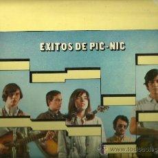 Discos de vinilo: PIC-NIC LP SELLO GAVIOTA AÑO 1973 EDITADO EN ESPAÑA. . Lote 39062355