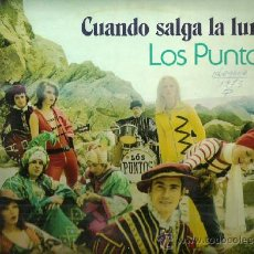 Discos de vinilo: LOS PUNTOS LP SELLO POLYDOR AÑO 1973 EDITADO EN ESPAÑA. . Lote 39062453