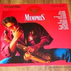 Disques de vinyle: MEMPHIS INTERNATIONAL EDITION ROCK'N ROLL GEMA STEMRA GERMANY LP VINILO VS. Lote 39096271