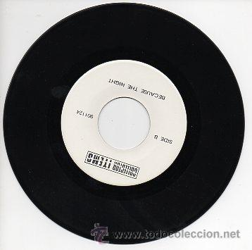 Discos de vinilo: bruce springsteen 7' sg boss get up stand up + because the night - Foto 4 - 39057780