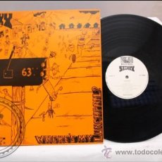 Discos de vinilo: STIKKY - WHERE IS MY LUNCHPAIL? - MANIC EARS RECORDS - UK. Lote 39070940