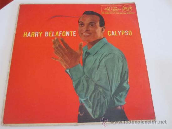 HARRY BELAFONTE - CALYPSO ED.ORIGINAL ESPAÑOLA AÑOS 50'S (Música - Discos de Vinilo - Maxi Singles - Orquestas)