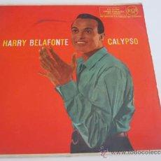 Discos de vinilo: HARRY BELAFONTE - CALYPSO ED.ORIGINAL ESPAÑOLA AÑOS 50'S. Lote 39085818