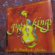 Discos de vinilo: MAXI.SINGLE DE GIPSY KINGS-TITULO LA RUMBA DE NICOLAS-ORIGINAL DEL 95- ¡¡¡¡NUEVO¡¡¡¡. Lote 39087304