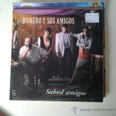 Discos de vinilo: ROMERO Y SUS AMIGOS - 1ER PREMIO FESTIVAL BENIDORM 1993 (PEDIDO MINIMO 6 EUROS). Lote 39088275