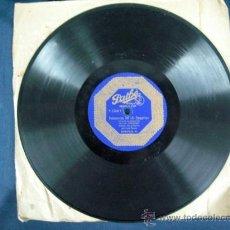 Discos de vinilo: DISCO PIZARRA FLAMENCO EL CANARIO DE COLMENAR GUITARRA LUIS YANCE. PETENERAS Y MEDIA GRANADINA. Lote 39092665