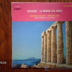 Discos de vinilo: LES SCARLET - NAVARONE + 3. Lote 39119485