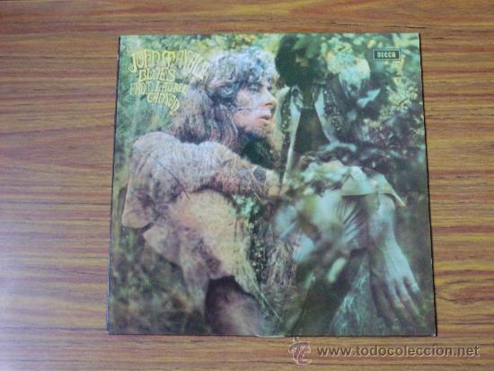 JOHN MAYAL: FROM LAUREL CANYON (DECCA) (Música - Discos - LP Vinilo - Rock & Roll)