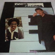 Discos de vinilo: X- PAUL MCCARTNEY Y STEVIE WONDER......SINGLE 1982...MADE IN SPAIN. Lote 39106386
