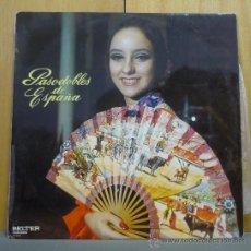 Discos de vinilo: RONDALLA GENERALIFE – PASODOBLES DE ESPAÑA - LP BELTER - 22.518 - ESPAÑA 1971. Lote 34176000
