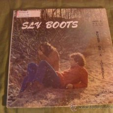 Discos de vinilo: SLY BOOTS, NOTES ON A JOURNEY. FAITHFUL VIRTUE RECORDS 1969. Lote 39118060